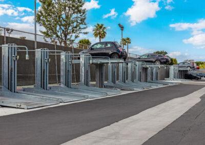 Beachwood Apartments secure parking