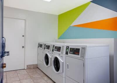 Beachwood Apartments laundry room