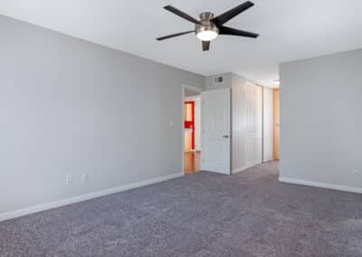 Beachwood Apartments Spacious master bedroom
