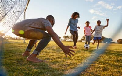 Play These Kid-Friendly Outdoor Park Games while Social Distancing