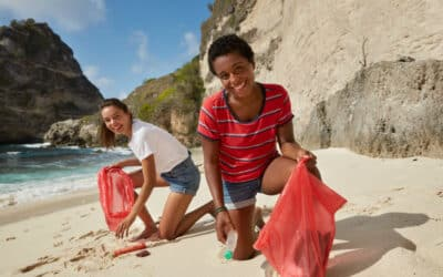 What You Can Do to Help Clean Nearby Parks and Beaches