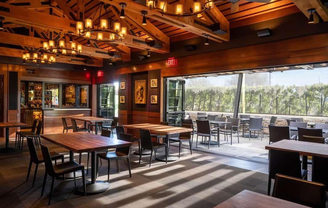 THE RANCH Restaurant in Anaheim